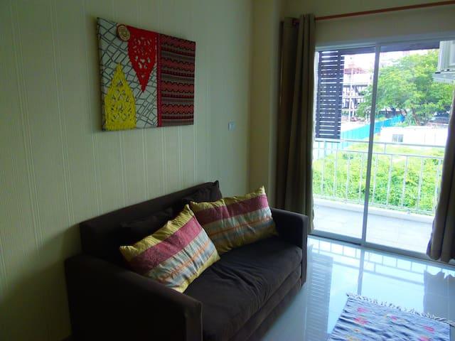 North Wind room-bright and specious! - Tambon Pa Daet - Apartmen