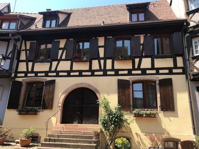 Gîte Les Hirondelles Eguisheim