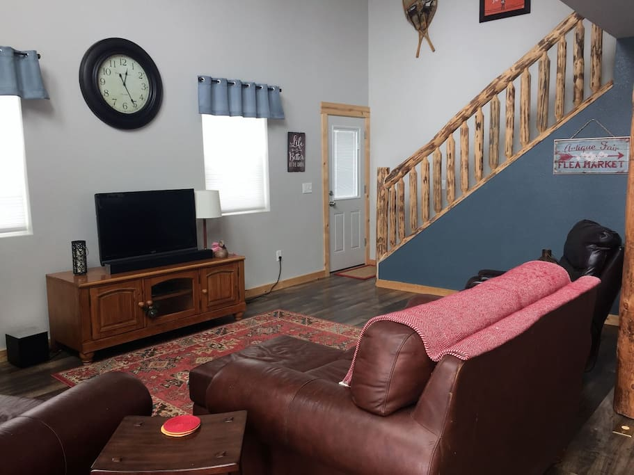 Another View of  Living Area