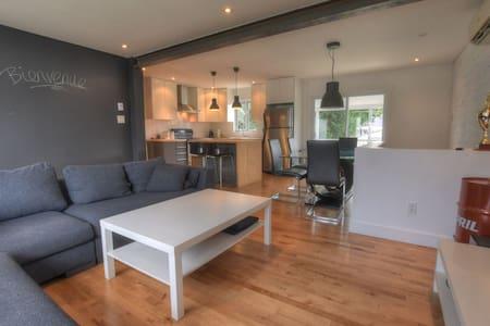 Maison a aire ouverte - Brossard
