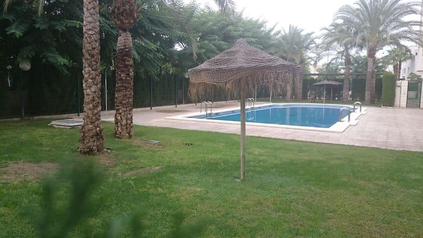 APARTAMENTO ATICO LUJO MURCIA, residencial piscina