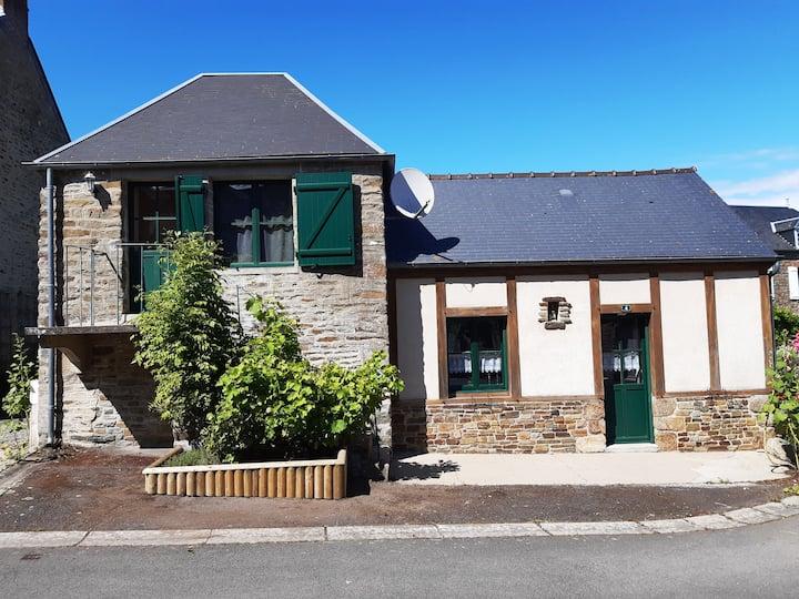 Maison Baie du mont Saint-Michel