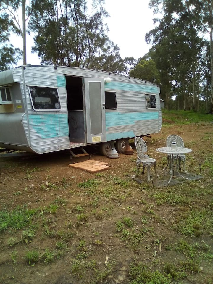 Rural and rustic in Ray & Traci's Caravan #1