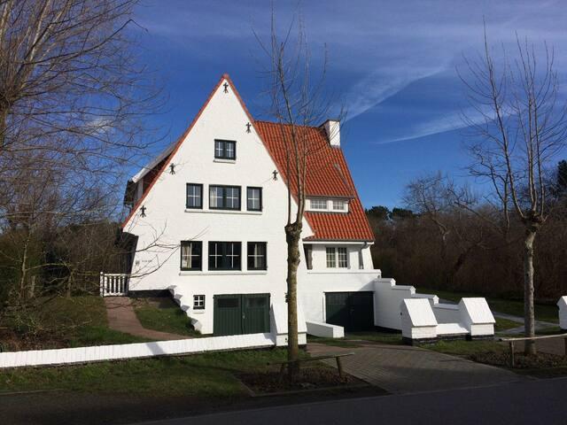 Villa in de Concessie