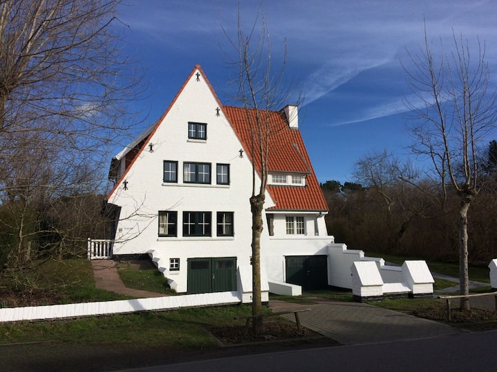 Villa in de Concessie