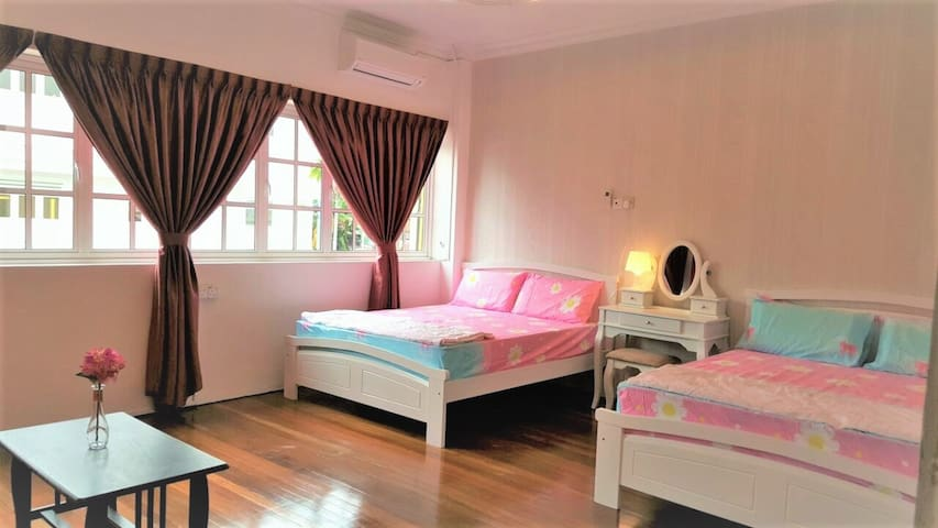 Malacca Jonkerwalk Authentic Homestay