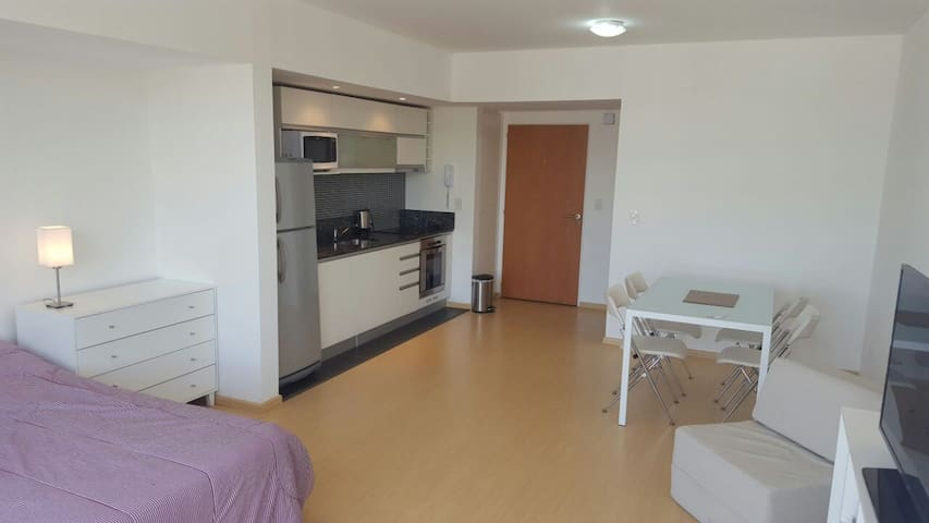 Modern Apartment in Palermo Hollywood - Buenos Aires - Apto. en complejo residencial