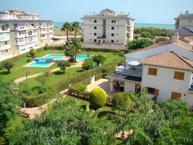 Дом с прекрасным видом на море!!! - La Mata - 公寓