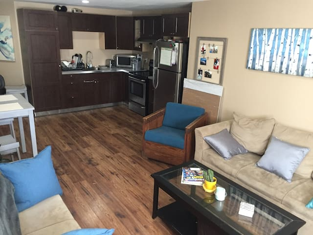 Quiet and Private 2 Bedroom in Rothesay! - Rothesay - Дом