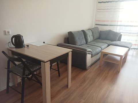 """Yeni, rahat bir daire. Hayat projesi """"Peri masalı"""" RC"""