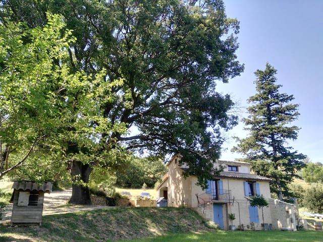 Chambre Pigeonnier - BnB Le Grand Chêne