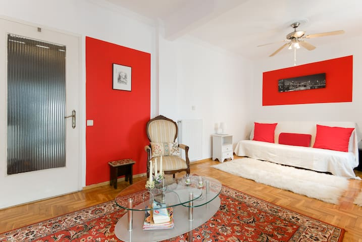 Cozy Room 19 m2 - Θεσσαλονίκη - Apartment