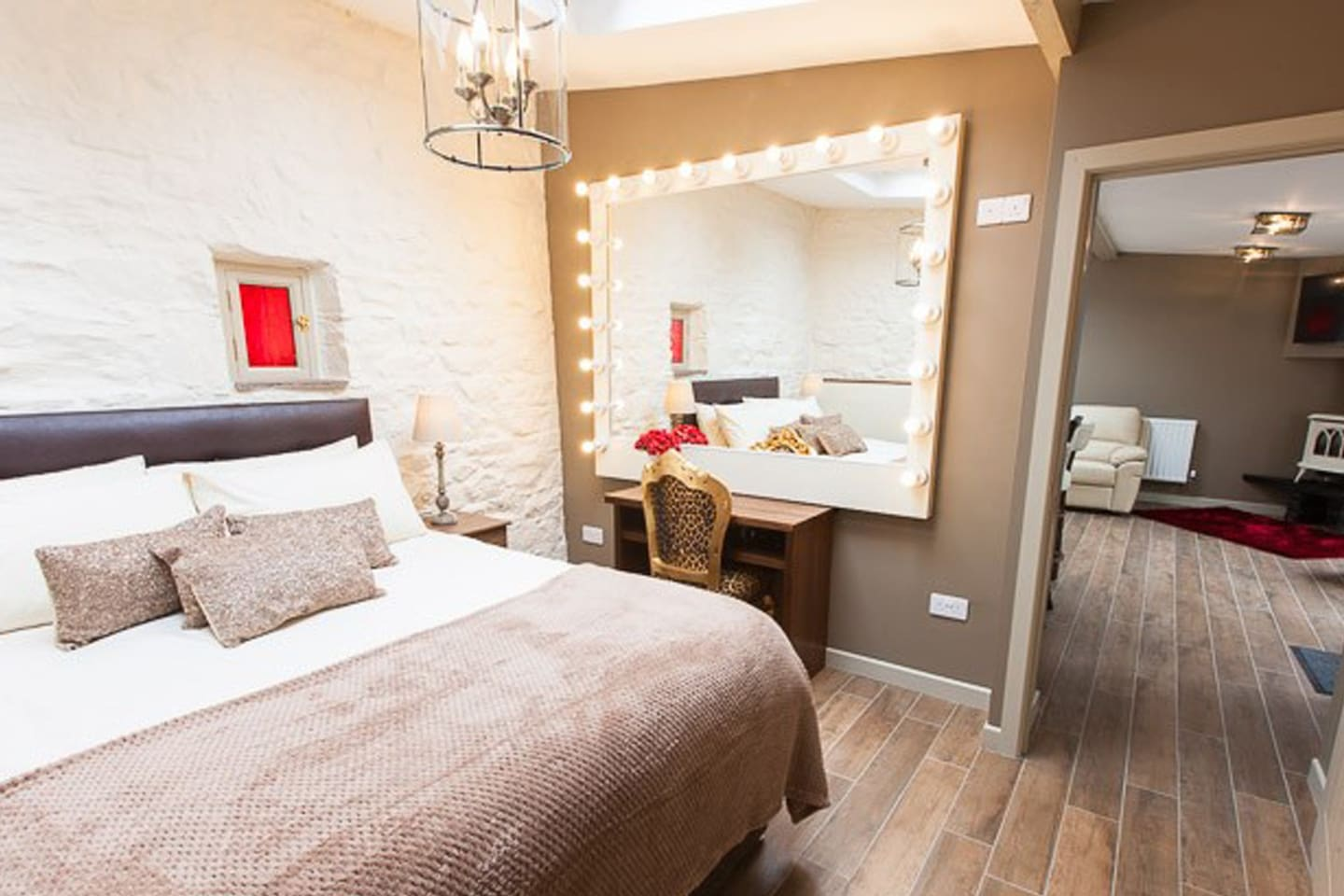 A 13th century cottage beautifully restored to a five star standard