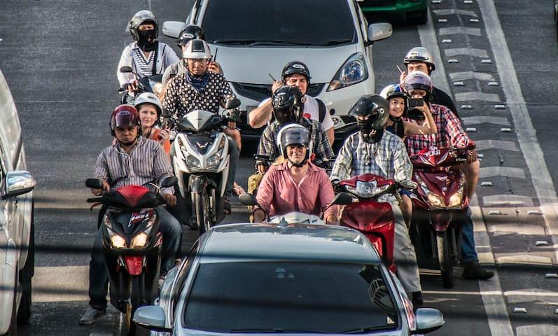 Guide to bangkok