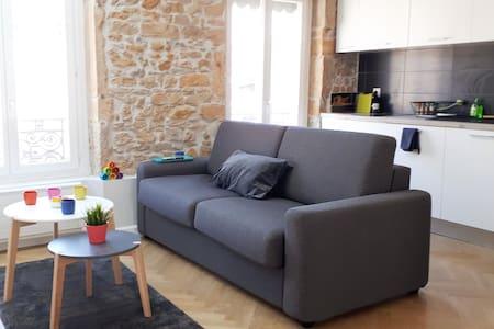— LA CABANE AUX PAPILLONS -  cosy, hyper centre