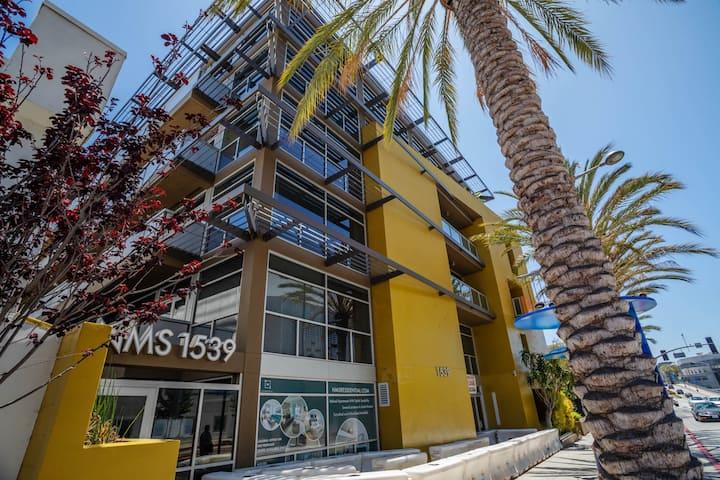 Stunning Views- Stylish Downtown Santa Monica  - 315