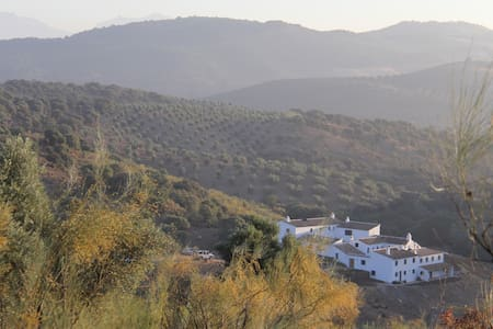 Cortijo c&c - luxurious privacy - Loja Granada - Haus