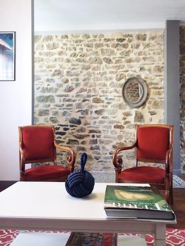 Maison proche mer avec Spa - Dol-de-Bretagne - Hus