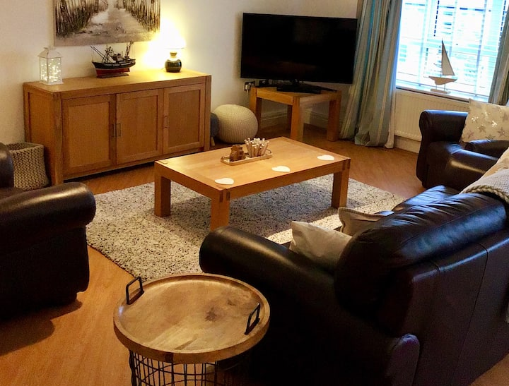 New Listing - The Beach Retreat at Morfa Nefyn.