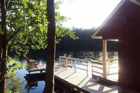 Island holiday cabin near Helsinki! - Karkkila - Cabane
