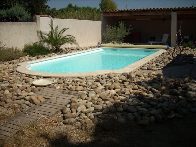 Maison individuelle avec piscine  - Miramas - Casa