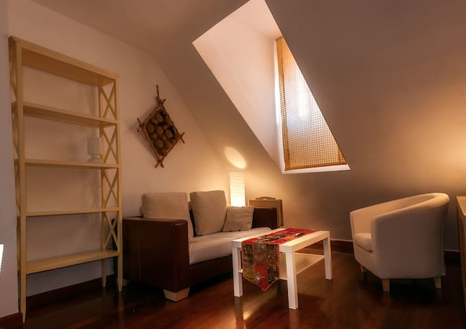 Charming loft in the city center - Valladolid - Apartmen