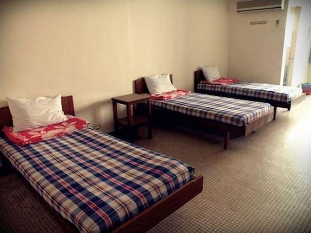 Tong Siang Hotel - Kluang - Dormitório