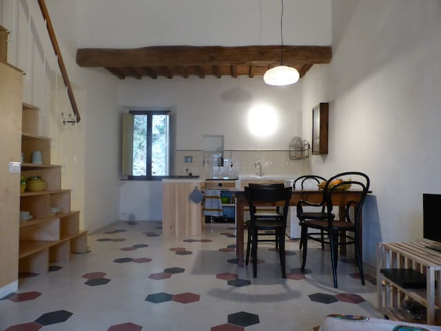 Flat in center of Massa Marittima - Massa Marittima - Apartment