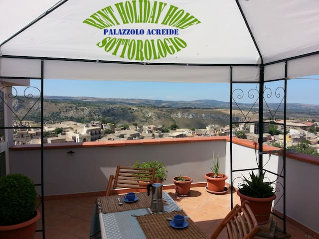 Sottorologio rent 4 people - Palazzolo Acreide - House