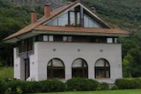 Villa de lujo para 10 a 2Km de play - Liendo