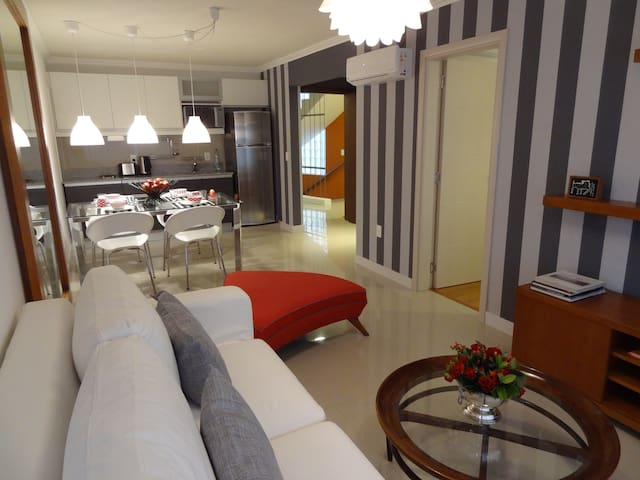 Exquisite  flat near Malvin beach. - Montevidéu - Apartamento