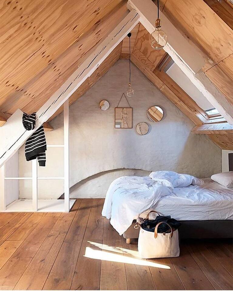 Bedroom 3 - top floor