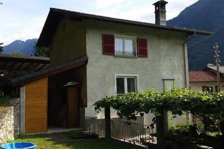 Cà da Rör - Ticino mountain house - Val di Blenio - Acquarossa - 獨棟