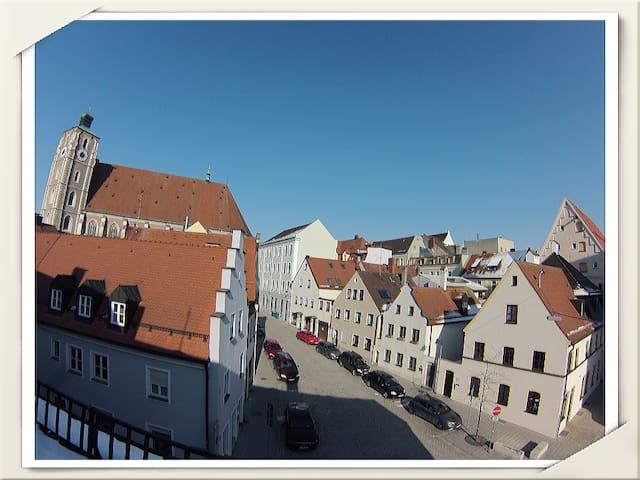 Zimmer mitten in der Altstadt - Ingolstadt - Pis