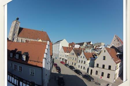 Zimmer mitten in der Altstadt - Ingolstadt