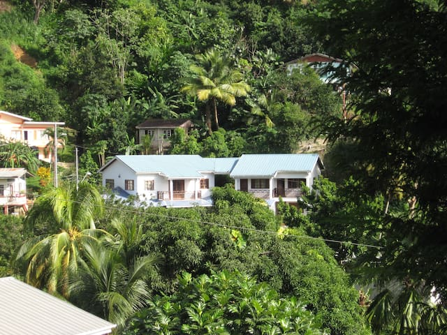 Top River Pearl - Charlotteville - Bed & Breakfast