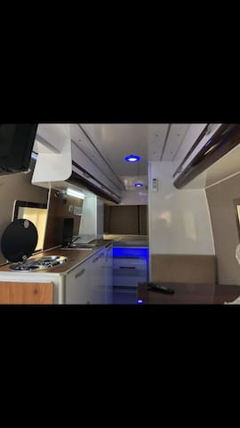 Rent A Caravan in İstanbul for 4 persons