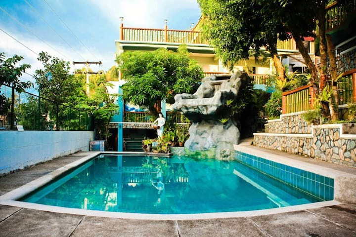 Talagang Dalaga Resort 4 pax private room - Paete