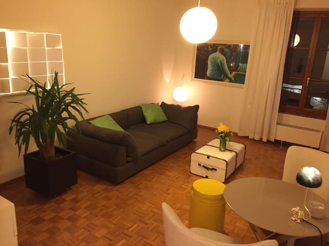 Geneva, Carouge, CHF 900.-/ more than 6 months - Carouge - Apartment