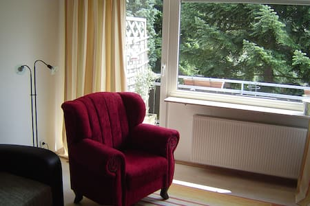 nice flat furnised, FFM/Wiesbaden - Daire