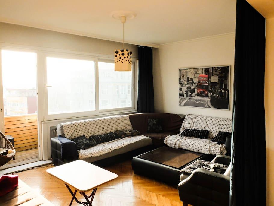 The big Living Room