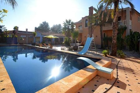 Amazing LUXURY villa to rent. - San Fulgencio