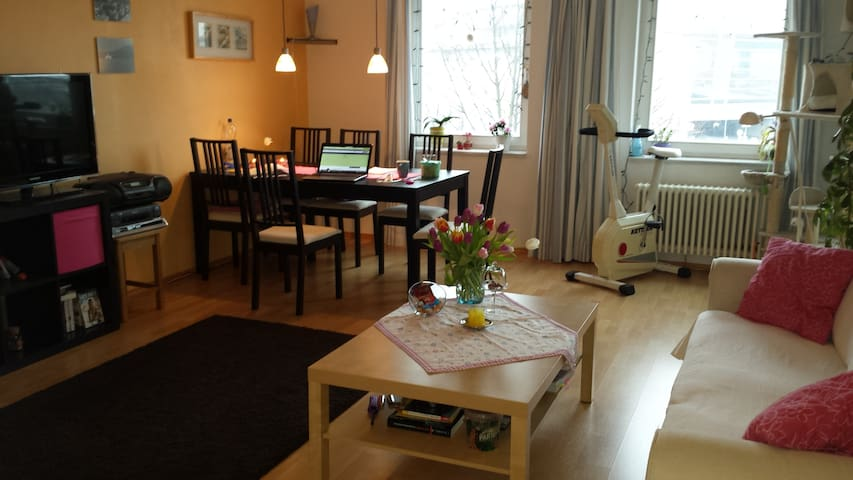 Large, very central appartment - Berlin - Apartment