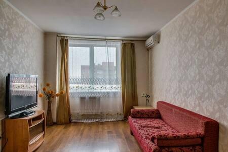 1к квартира с евроремонтом, WI-FI. - Rostov-on-Don