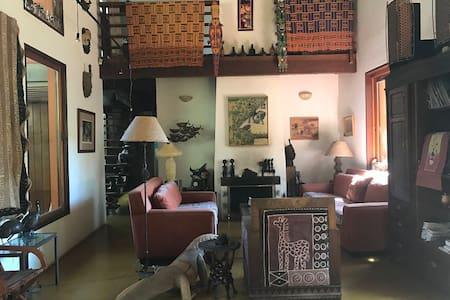 Casa das Áfricas