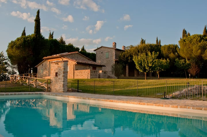 Relax in the hearth of Italy,Umbria