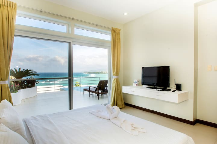 2 Bedroom Ocean View Villa Unit -  31 - Malay - Lägenhet