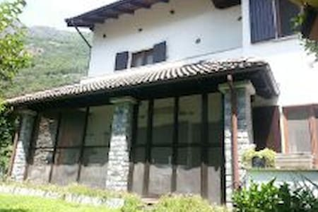 UNA CULLA DI RELAX e NATURA - cuzzago - Villa