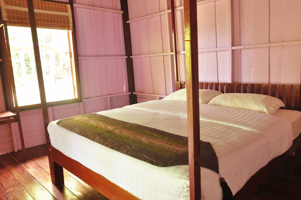 Standard double room 1,500/night