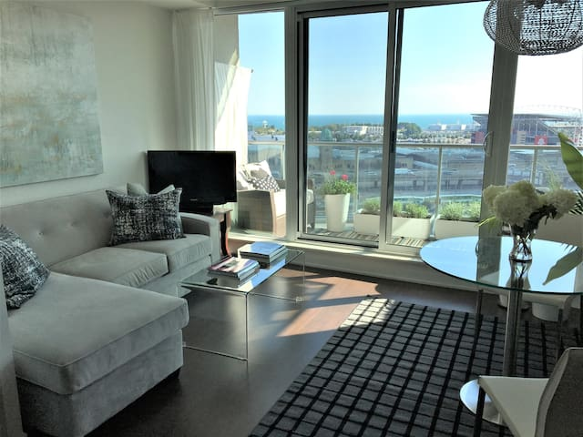 Liberty Village/ King West  1 bdrm Luxury Condo.